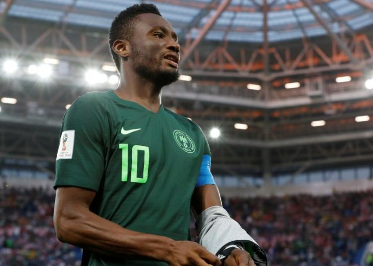 43190f25a Nigeria  25 présélectionnés pour la CAN 2019 dont John Obi Mikel – Timis  Actu